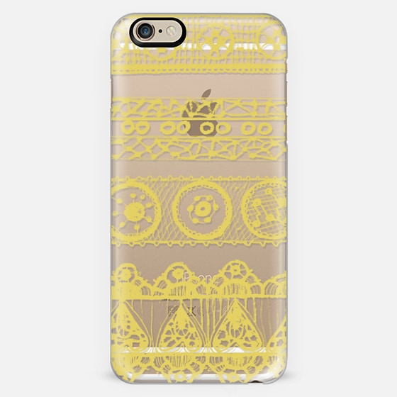 Gold Lace - Classic Snap Case