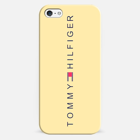 Tommy Hilfiger iPhone 5 Case by Everardo Navas : Casetify