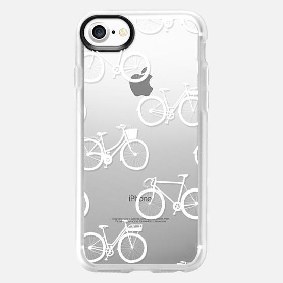 White Bikes - Wallet Case