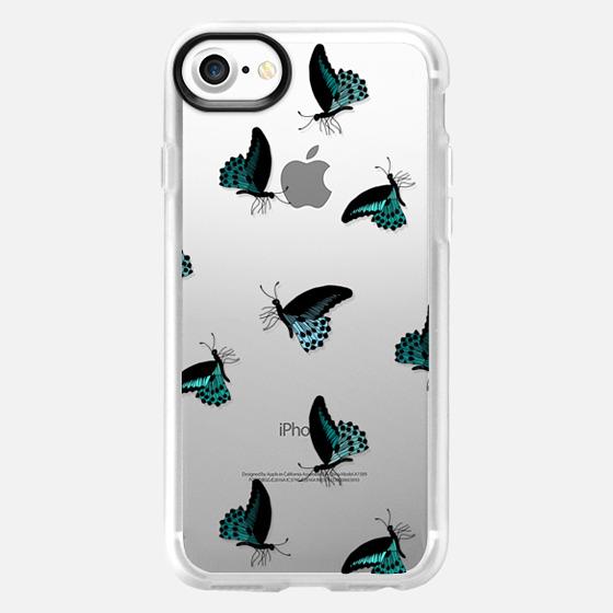 Butterflies - Wallet Case