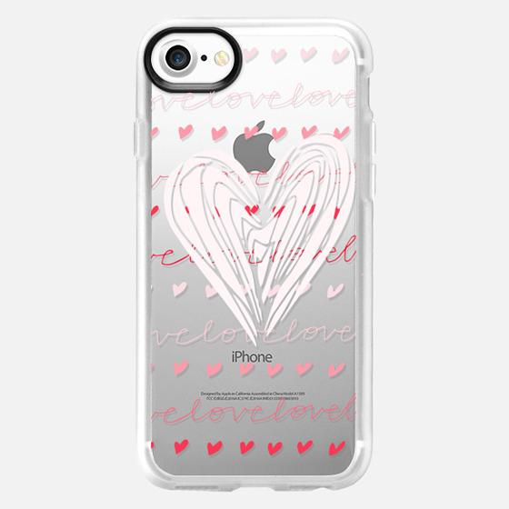 Love Love Love - Wallet Case