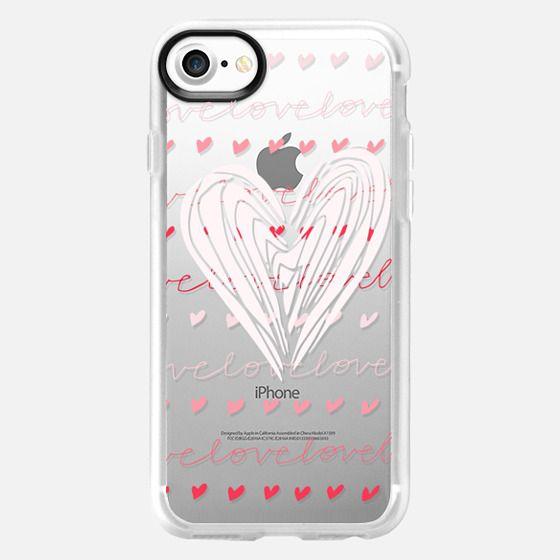 Love Love Love - Classic Grip Case