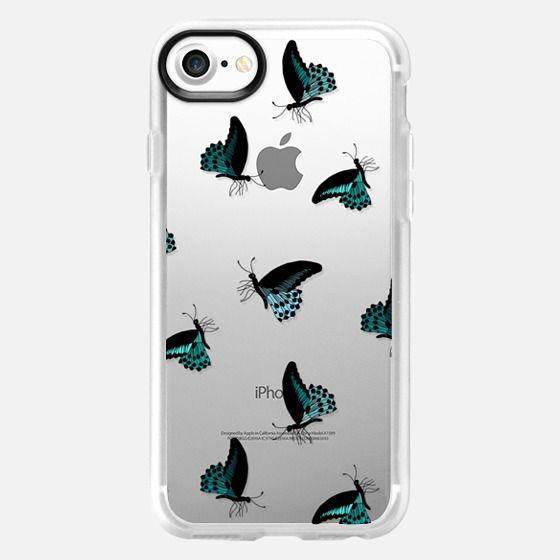 Butterflies - Classic Grip Case