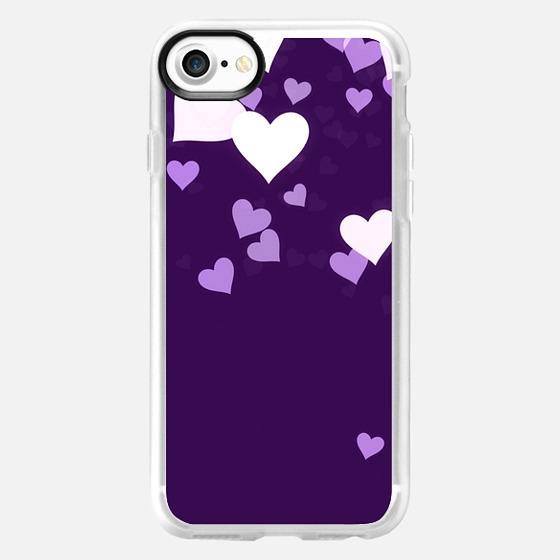 Sweet Violet - Wallet Case