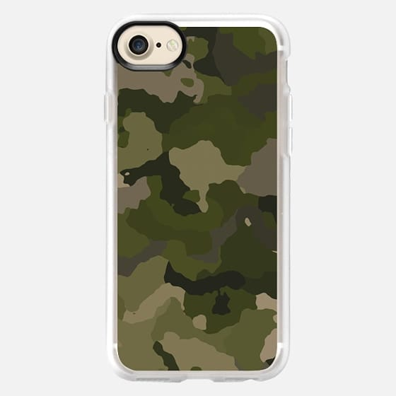 Huntress Camo - Classic Grip Case