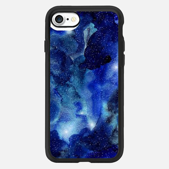 Watercolor Galaxy A -