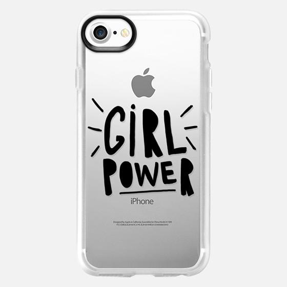 Girl Power - Classic Grip Case