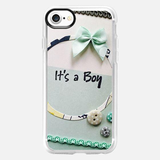 its a boy -