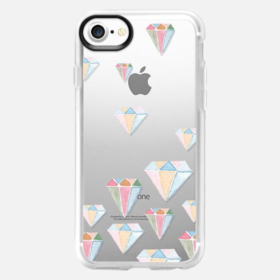 DIAMONDS BY VIE DE VIC - Wallet Case