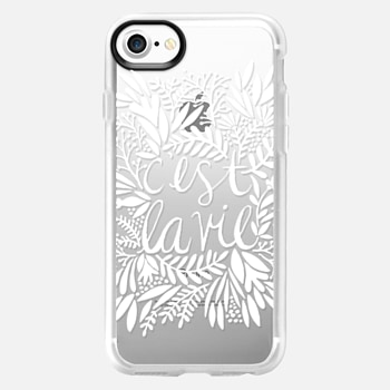 iPhone 7 Case That's Life – White