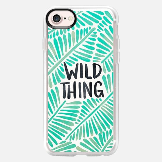 Wild Thing - Mint Palette - Classic Grip Case