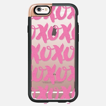 iPhone 6s Case XOXO Pink