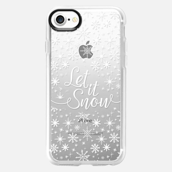 Let it snow - Wallet Case