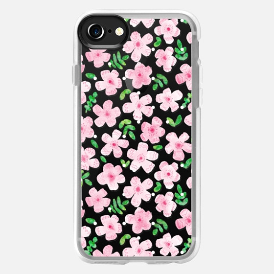 Happy Cherry Blossoms - Classic Grip Case