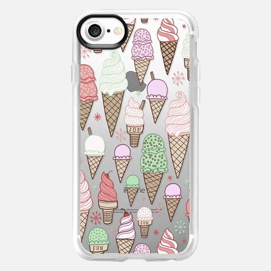 Ice Cream Cones! - Wallet Case