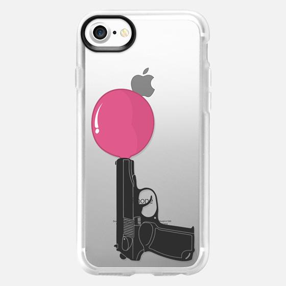 Bubble Gun - Wallet Case