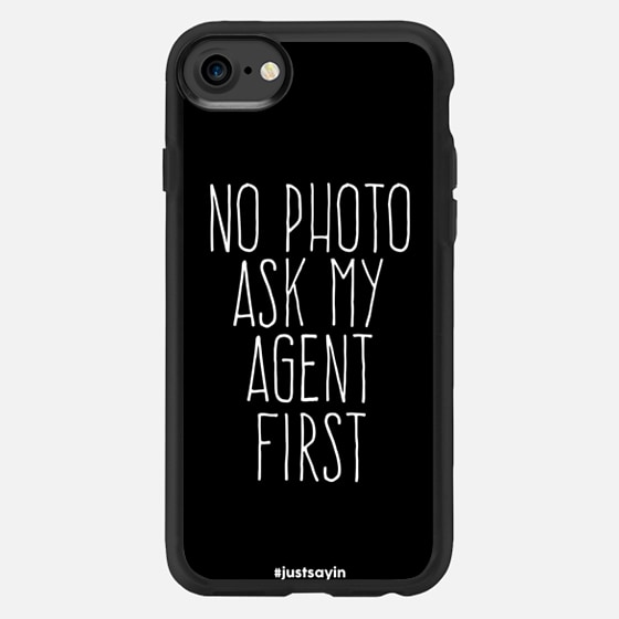 No photo Ask my agent first - Classic Grip Case