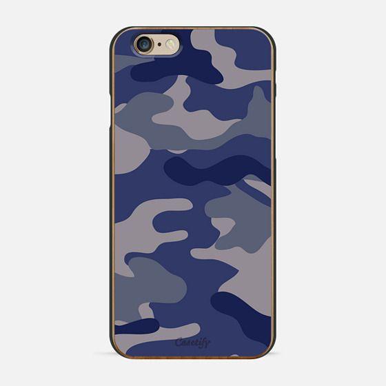 Camo blue -