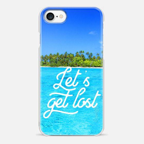 Let's get lost - Snap Case