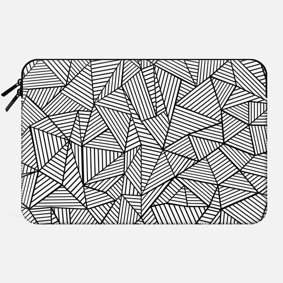 Abstraction lines 2 Macbook - Macbook Sleeve