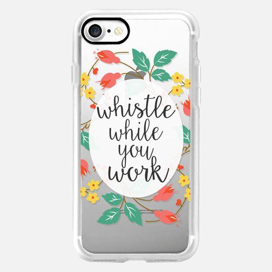 Whistle While You Work - Snow White -