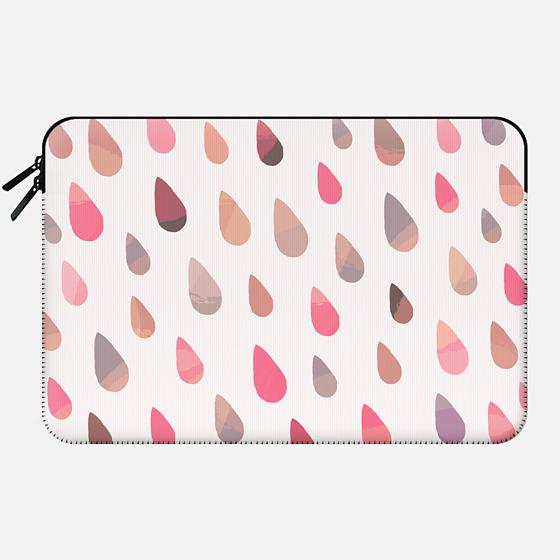 OPAL DROPS DAWN - Macbook Sleeve