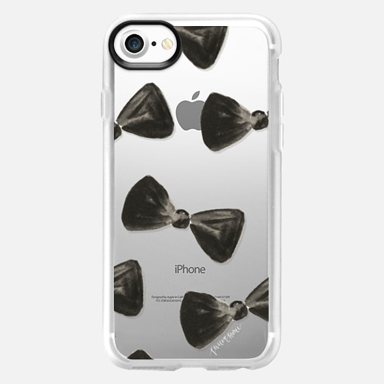 Black Bow by Simply Jessica Marie - Classic Grip Case