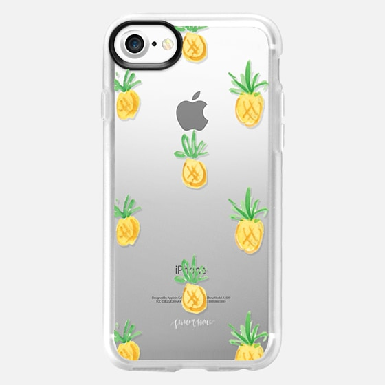 Pineapples by Simply Jessica Marie - Snap Case