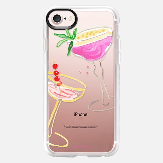 Cocktails and Cheers by Simply Jessica Marie - Snap Case