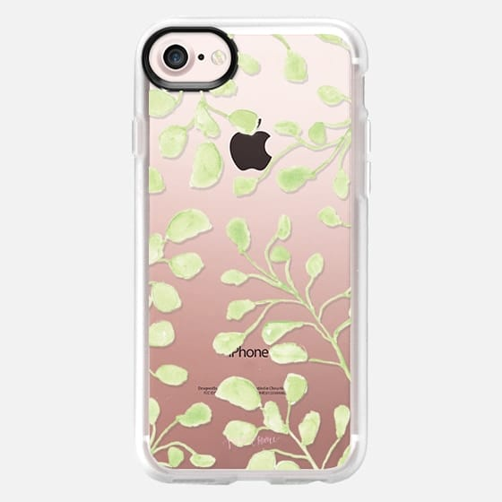 Eucalyptus Leaves Foliage by Simply Jessica Marie - Snap Case