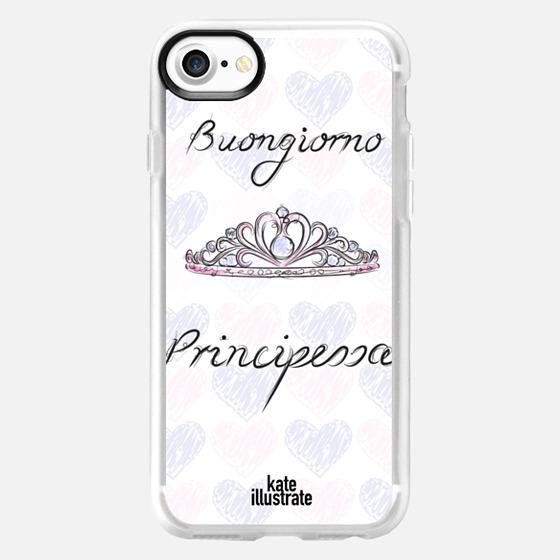 Buongiorno Principessa - Snap Case