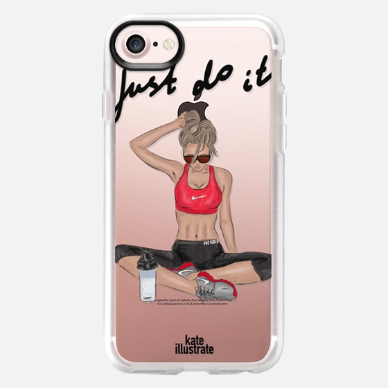 Just Do It - Snap Case