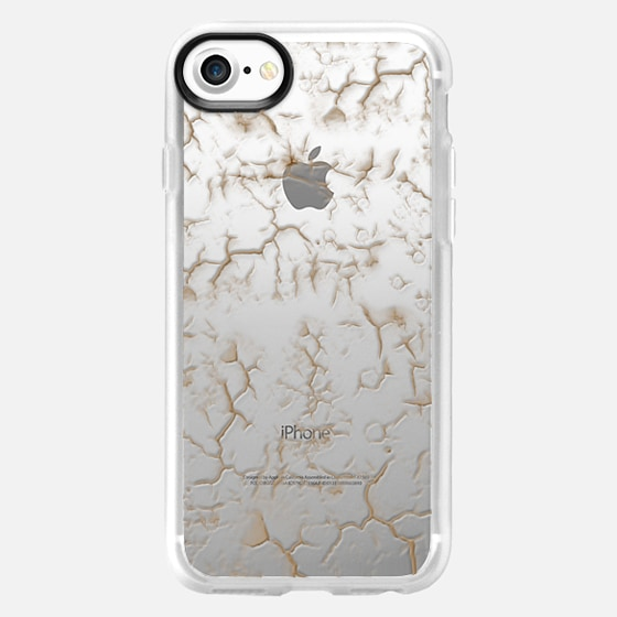 Cracked Dry Earth - Snap Case