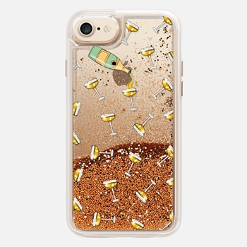 iPhone 7 ケース champagne dreams