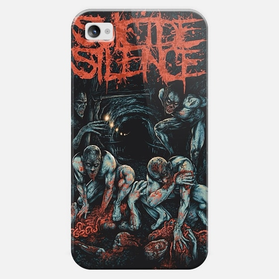 Suicide silence  - Classic Snap Case