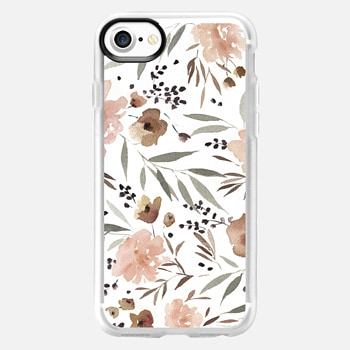 iPhone 7 Case Spring Floral by Kelli Murray
