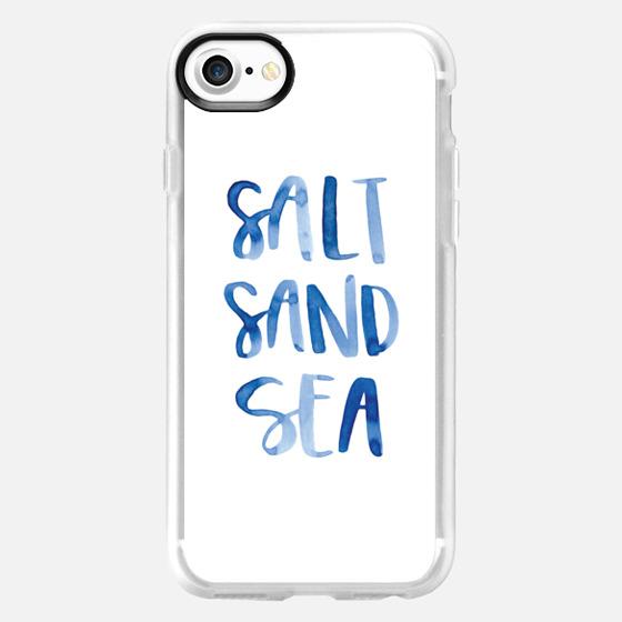 Sea by Green Tie Studio - Wallet Case