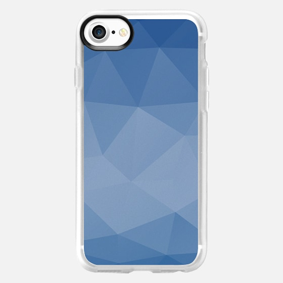 Geometric Polygonal Abstract Geometry 118 - Wallet Case
