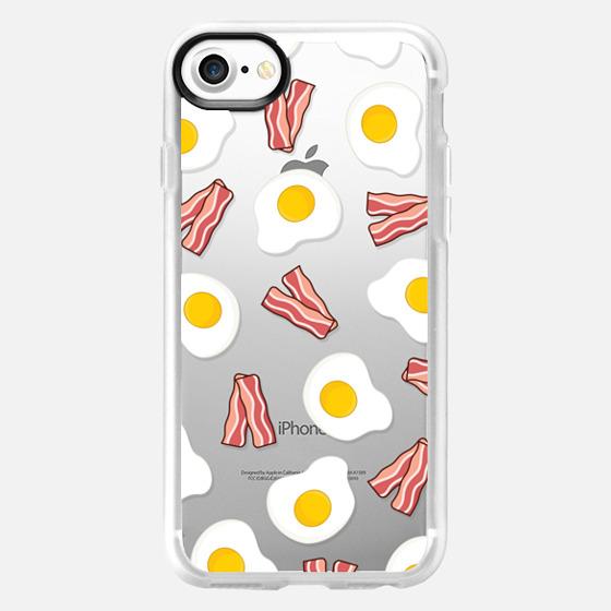 Egg and Bacon Brunch - Wallet Case