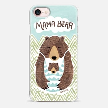 iPhone Case -  Mama Bear