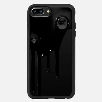 iPhone 7 Plus Case BLACK DRIP
