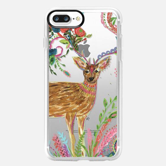 deer in the garden -