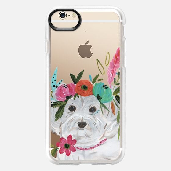iPhone 6 Case - Boho Maltipoo by Bari J. Designs