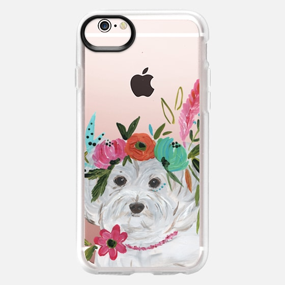 iPhone 6s Case - Boho Maltipoo by Bari J. Designs
