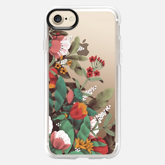 Morning Flowers - Snap Case