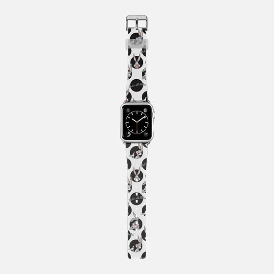 Bugs Bunny Polka Print Apple Watch Band -