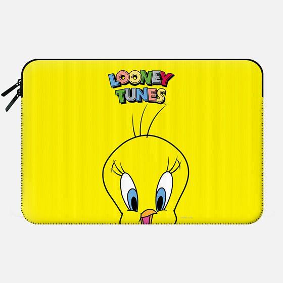 Tweety Looney Tunes Macbook Sleeve - Macbook Sleeve