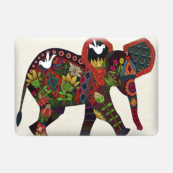 Macbook Air 13 Case - little elephant