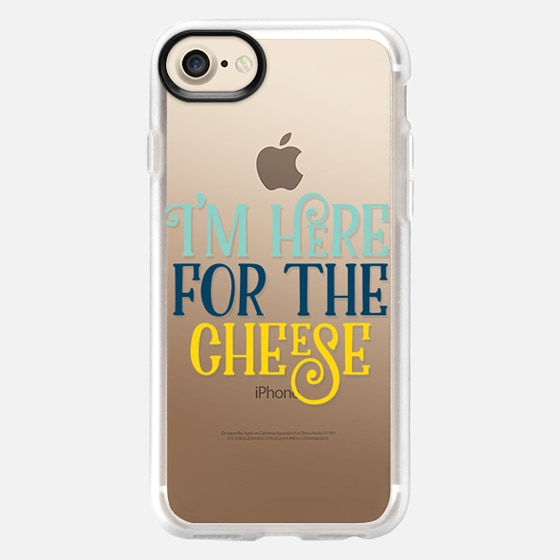 I'm Here for the Cheese - Wallet Case