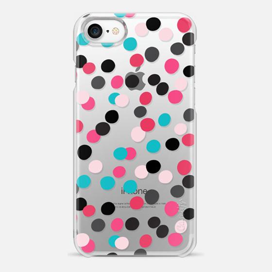 Blushing Confetti - Snap Case